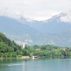 Bled panoramic view
